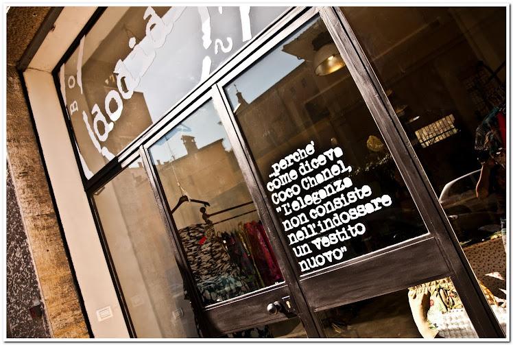 negozio dodidi vintage bologna