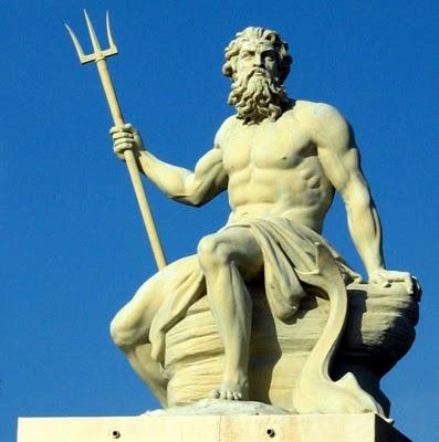 Miayundajonas - Poseidon statue greece ...