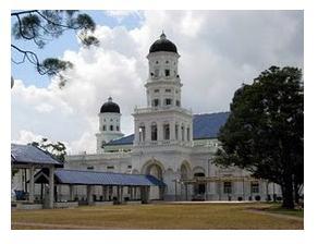 Masjid Jamek, Sultan Abu Bakar, Johor Bahru