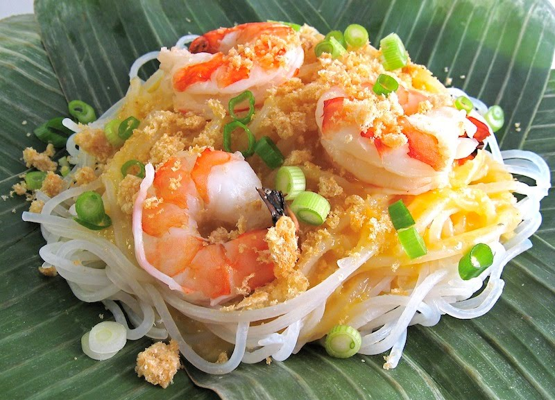 Of Thin Skins and Filipino Food | Tangled Noodle A Dark Truth