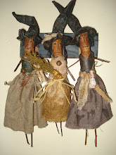 Back Woods Witch Trio