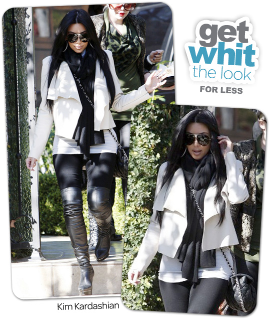 kim kardashian style for less. Look for Less: Kim Kardashian