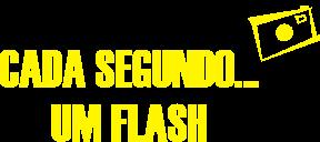 Cada segundo um flash