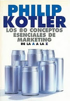 Los 80 conceptos esenciales del Marketing - Philip Kotler