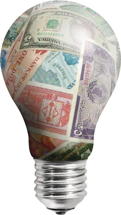 La creatividad para encontrar ideas que generen millones de dólares