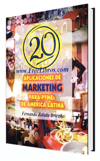 Libro 20 Aplicaciones de marketing para Pymes