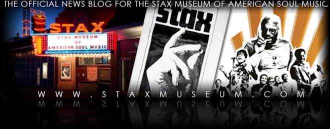 Stax Museum News