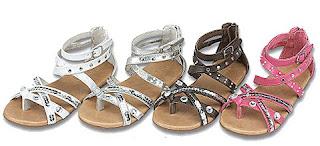 Girl's Sandals