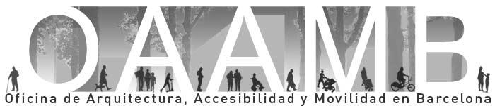 OAAMB - Oficina de Arquitectura, Accesibilidad y Movilidad en Barcelona