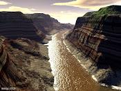 ''O rio...
