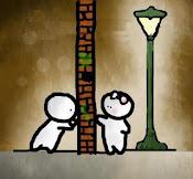 ''Se você se sente só...