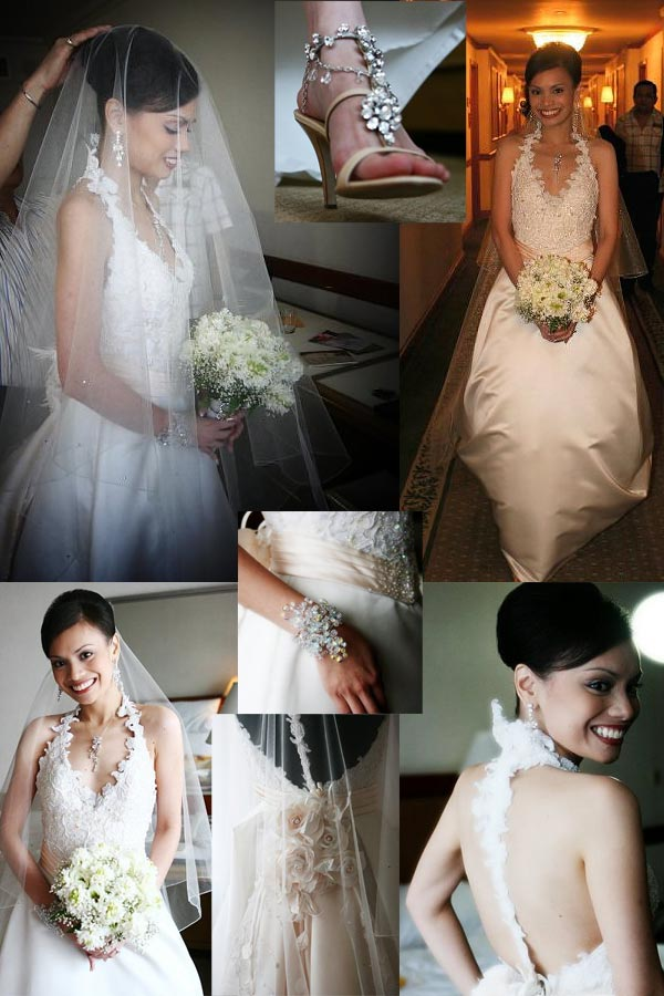 Filipina wedding dresses