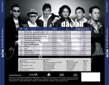 Profil Dadali Band