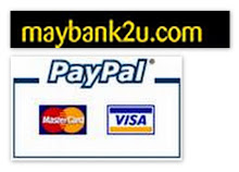 WE ACCEPT PAYMENT BY