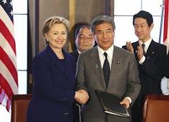 Hillary in Japan