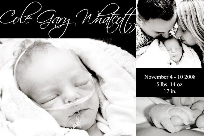 Baby Cole Whatcott