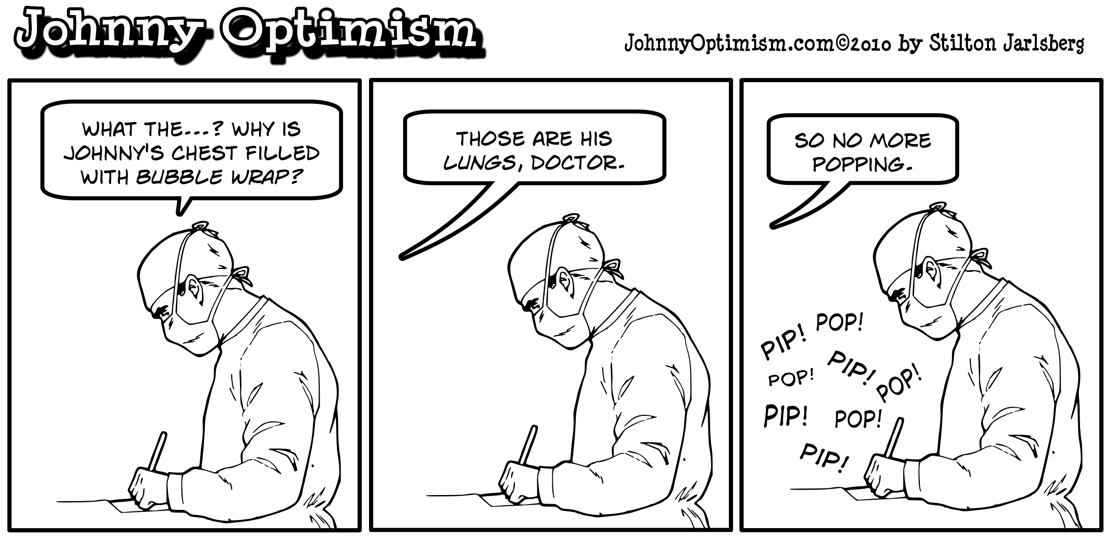 johnny optimism