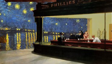 Nighthawks on Rhone