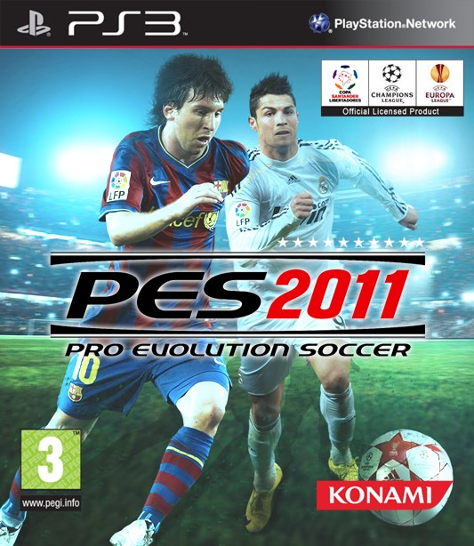 Ultigamerz Pes 2010 Pes 2011 Face: Pes 2011: PES 2011 Demos Available For Download