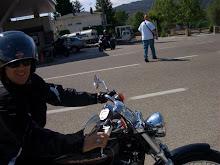 1º Vez de mi vida concentración de motos de sordos  en Madrid 2007