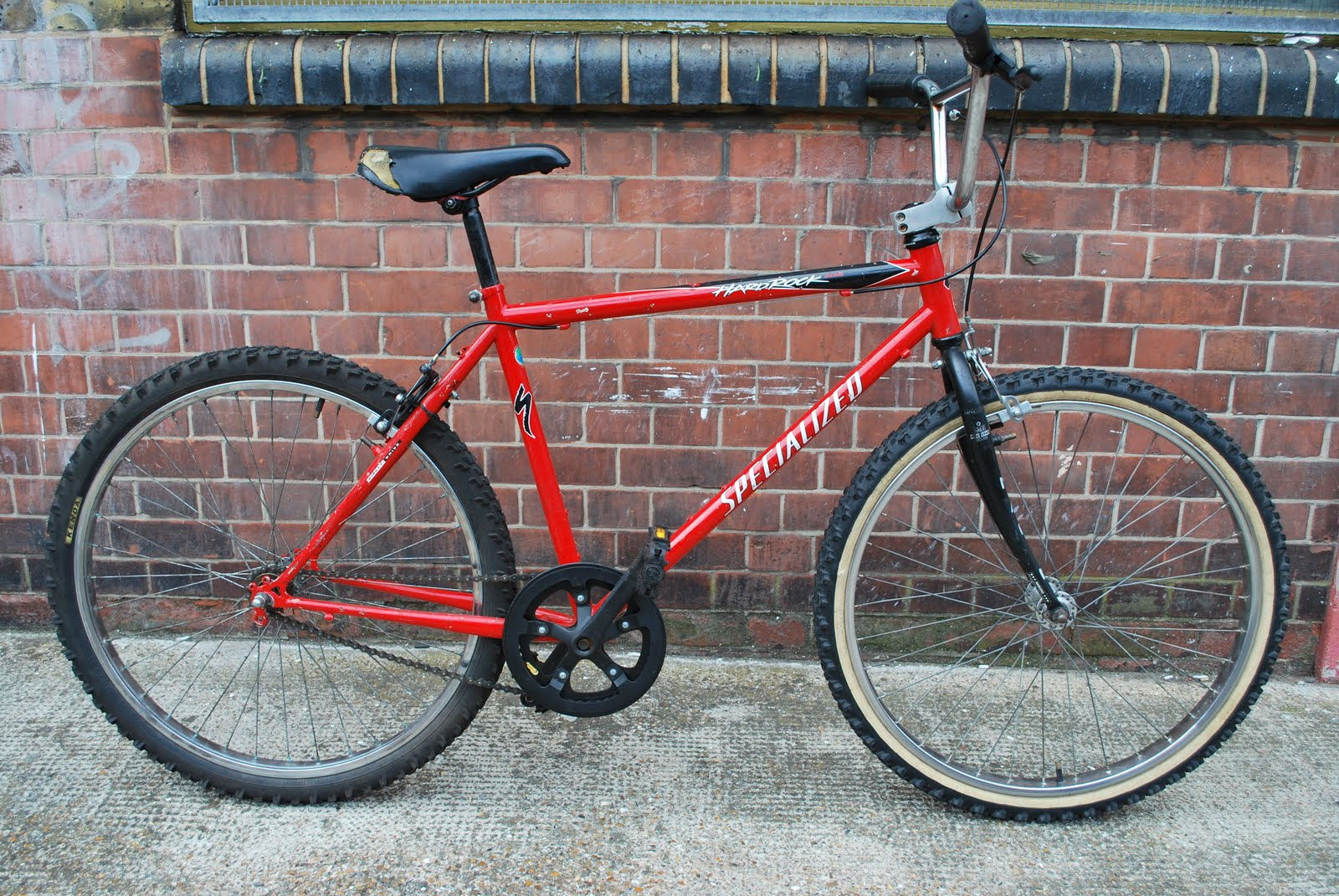 Squeaky Chains Ebay Sale Specialized Hardrock Mountain Bike Sold