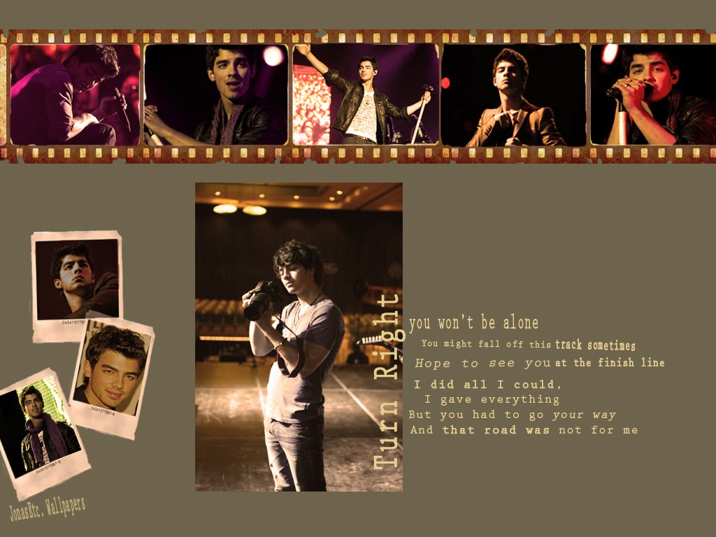 Here is a new wallpaper that I made of Joe Jonas.