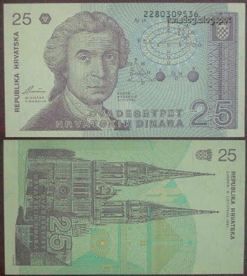 25 dinara