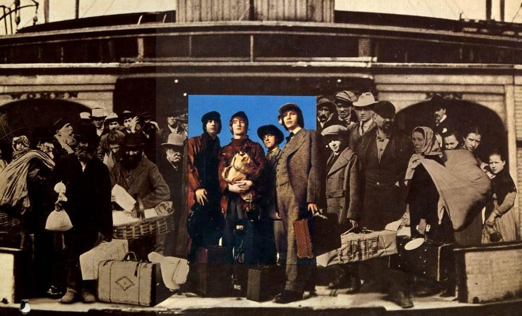 Paupers Ellis Island