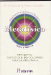 METAFÍSICA TEORÍA Y PRÁCTICA