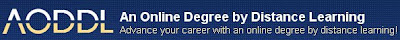 An Online Degree by Distance Learning