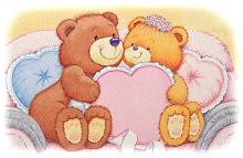 Ao Ursinho do meu coração