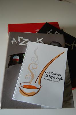 Portada del libro de Rafa
