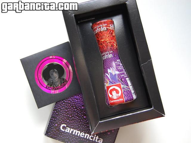 Sazonador de azafrán en spray Carmencita