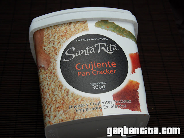 Pan cracker de Santa Rita