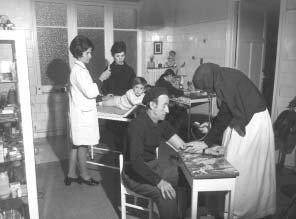 Dispensario médico de María Auxiliadora