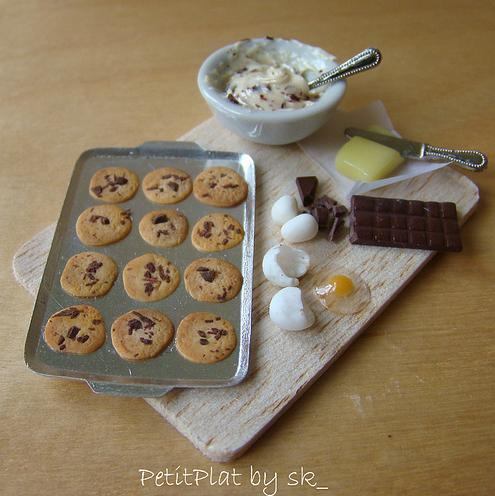 Preparando cookies