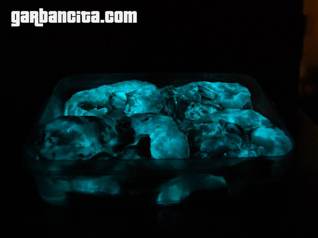 Merluza bioluminiscente