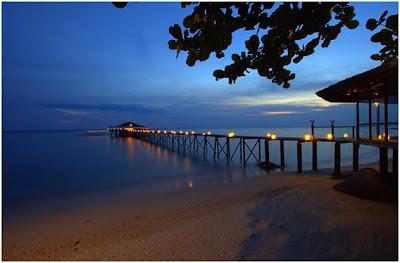 Pulau tioman dan pulau sapi sabah antara 10 buah pulau tercantik di