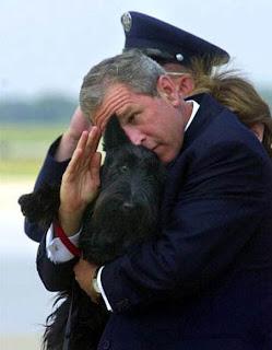 A presidential salute