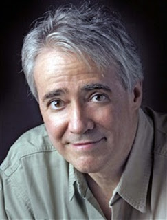 "Scott Simon, congenial host of NPR's ""Weekend Edition Saturday"""