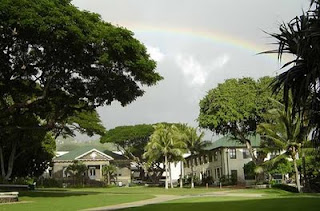 Punahou School on Oahu