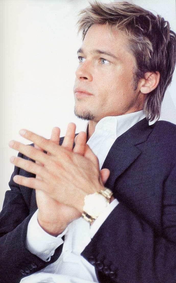 Brad Pitt hot wallpaper