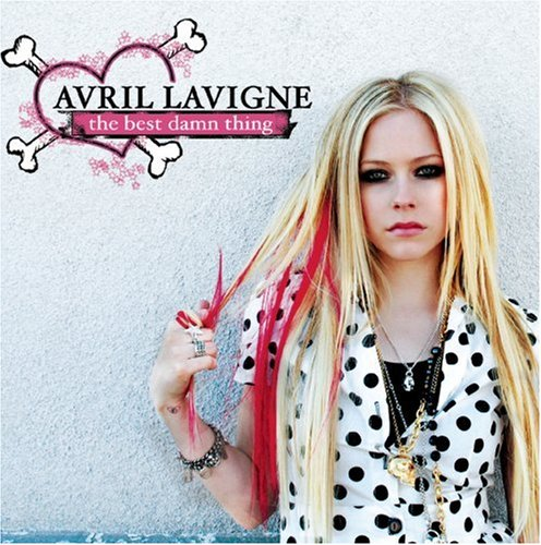 avril lavigne album the best damn thing. avril lavigne the best damn thing album