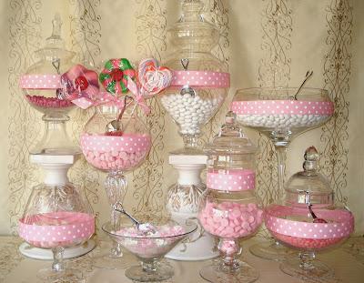 Candy coated weddings