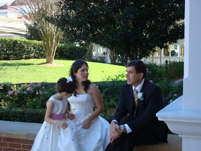Disney Wedding Photos