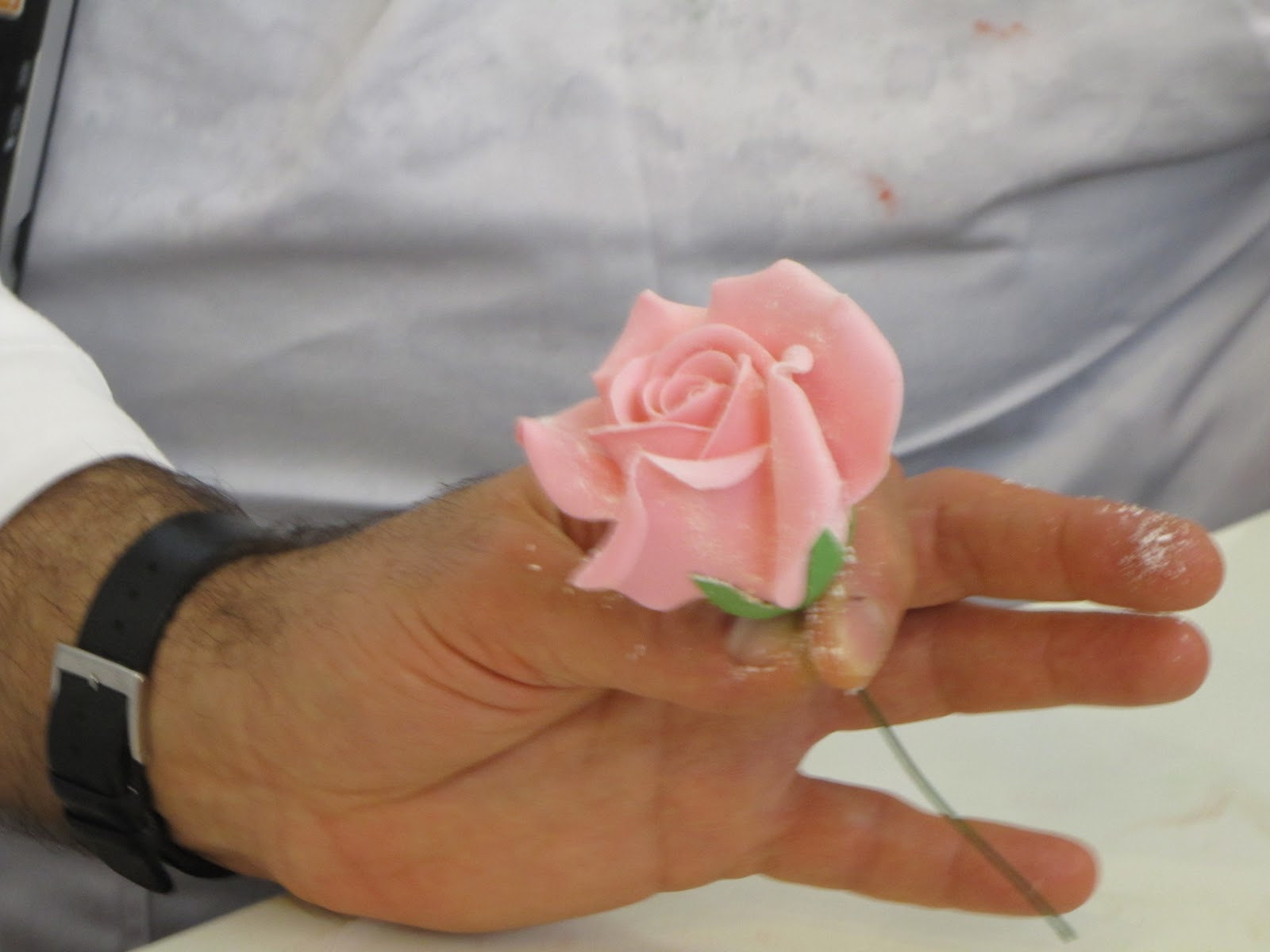 Cake Decorating Blog 2nd Part From Ron Ben Israels Master Class