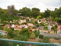 Cockington Green international section