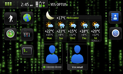 1st Desktop on N900