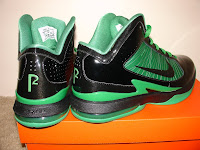 Paul Pierce's Nike Air Max Hyperfly Supreme PEs