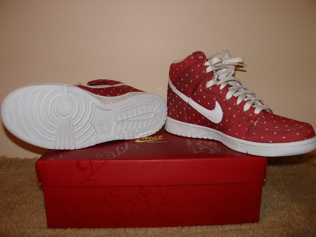 Nike Dunk Womens Golf Shoes